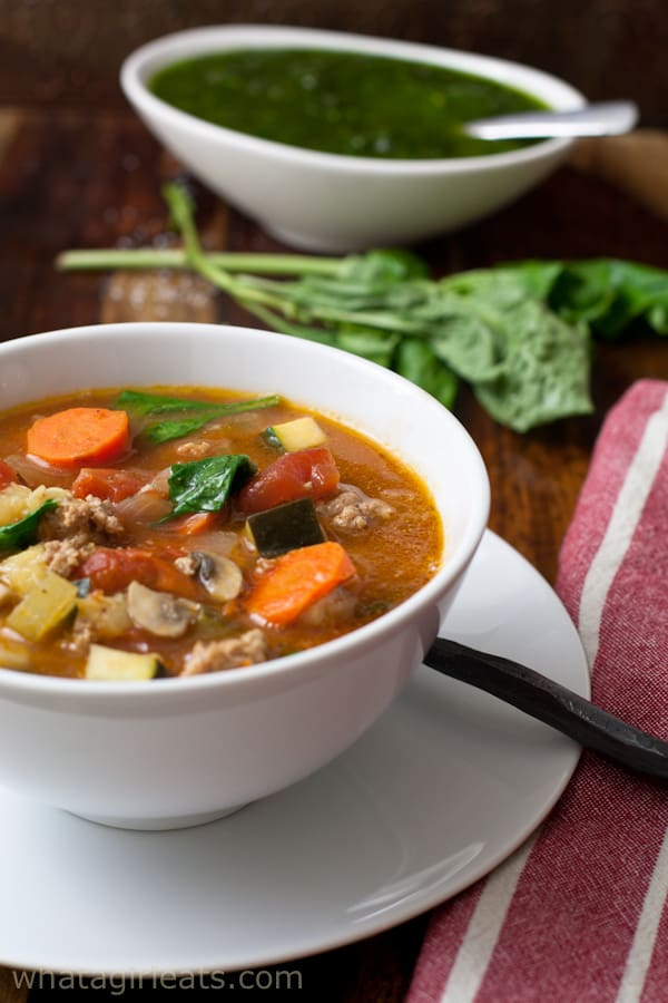healthy winter stew - recipes - slimming world