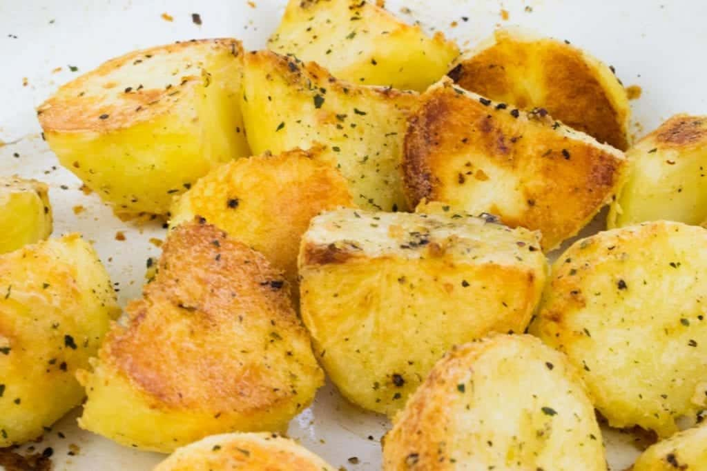 Best Ever Syn Free Roast Potatoes Slimming World Recipe Healthy Eating