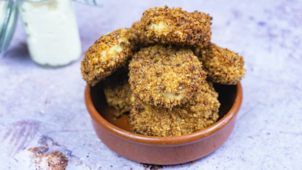 Homemade Syn Free Chicken Nuggets - Healthy Family Recipe - Slimming World